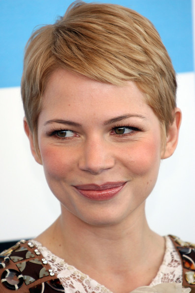 The pixie cut is a great way to hide thin or fine hair completely. A ...