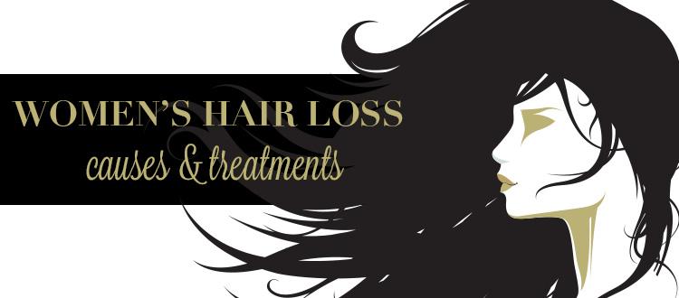 Sudden hair loss at 50