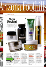 toppik hair nutrition capsules featured in arizona foothills magazine