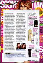 toppik hair fibers featured in cosmopolitan magazine