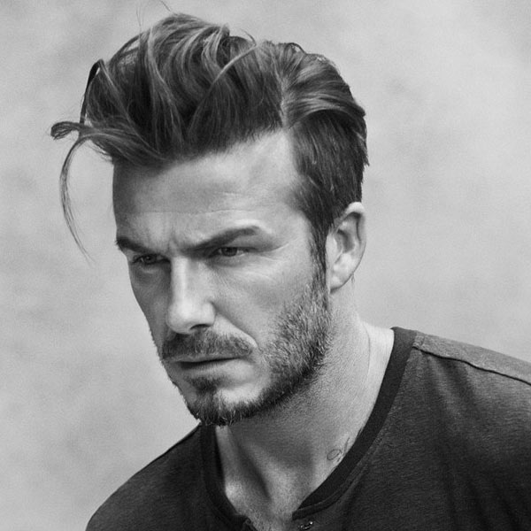 Hairstyles Blog David Beckham