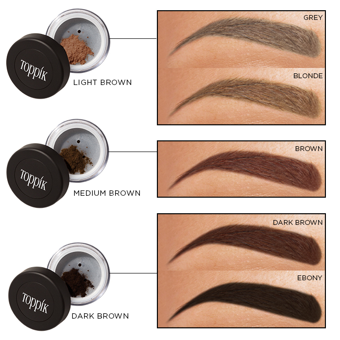 Eyebrow Shaping Tips To Style Bolder Brows Instantly Toppik Blog