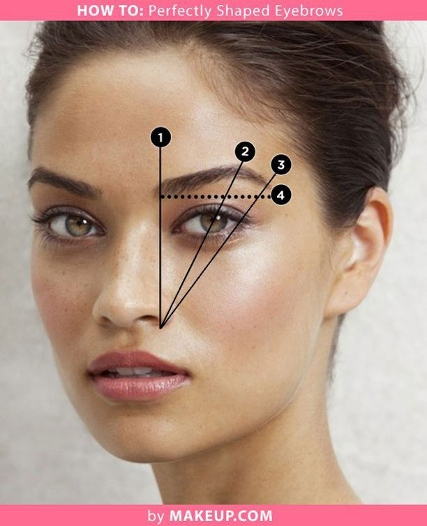 Learn How To Shape Eyebrows With The Toppik Brow Set