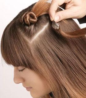 Hair extension damage what you need to know clip in hair extensions pmusecretfo Image collections