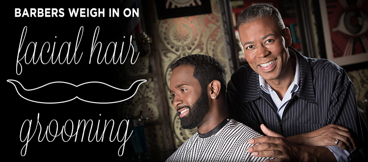 Professional Barber's Tips for Maintaining Your Facial Hair + Movember Contest!