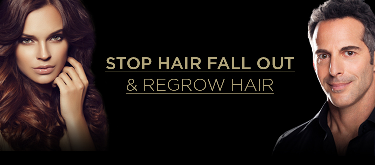 What You Need to Know About Hair Loss & How to Regrow Your Hair + Limited Time Offer!