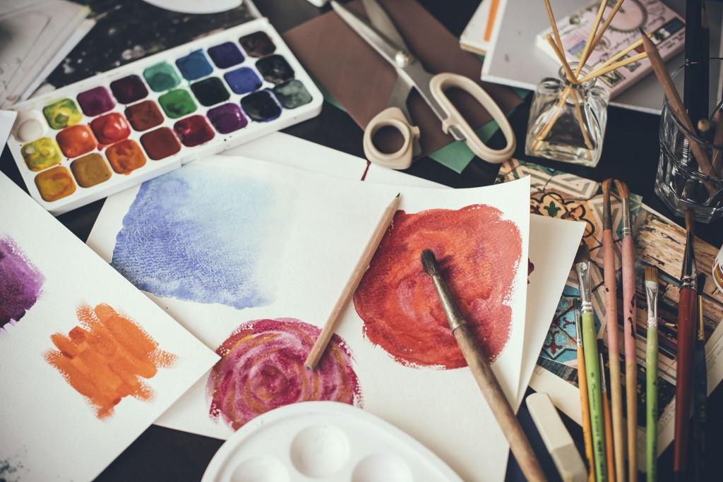 Artistic studio