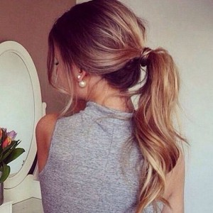 ponytail wrap