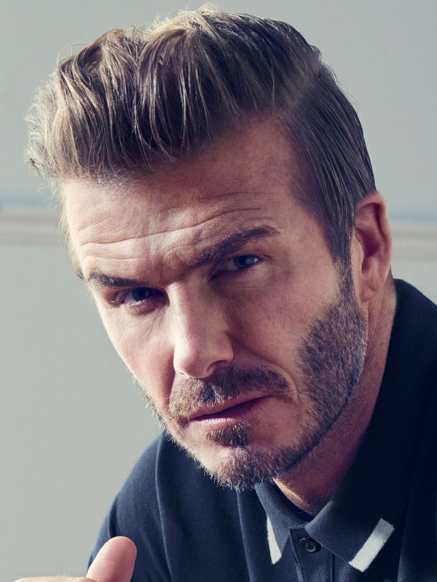 David Beckham Haircut Beard 2016 Toppik Blog