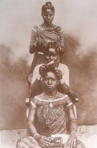 african braid history