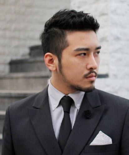 Asian hair hair style — photo 15