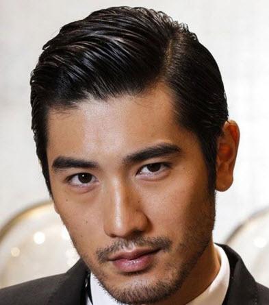 Asian hairstyles 2009 men