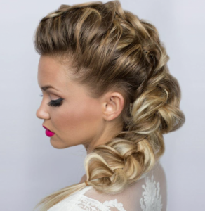 sside dutch braid