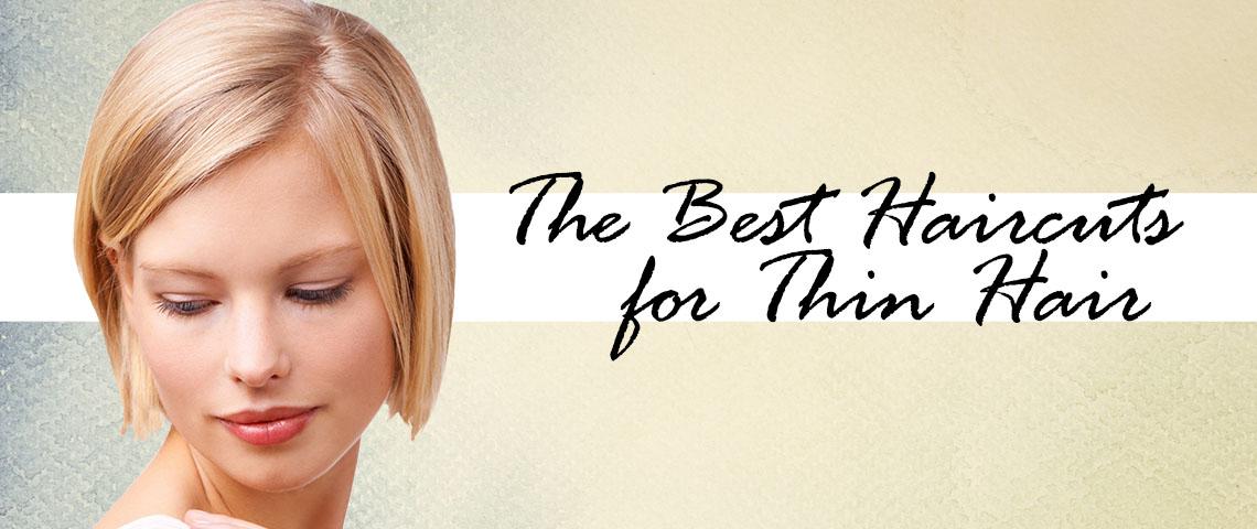 2016's Trendiest Haircuts for Thin Hair Women