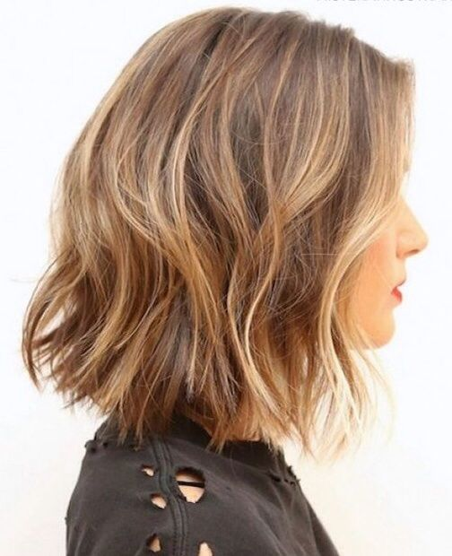 Hair Toppiks 201639s Trendiest Haircuts For Thin Hair Women