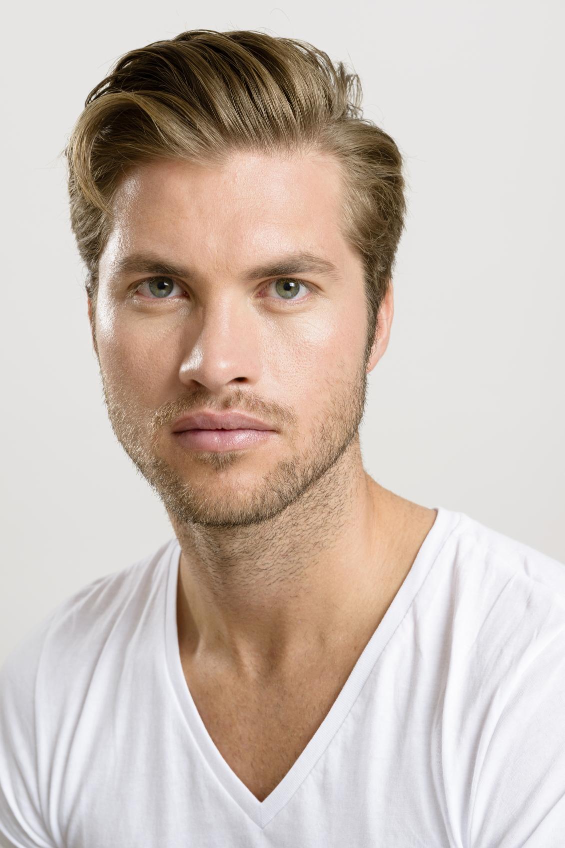 Handsome Man - Portrait