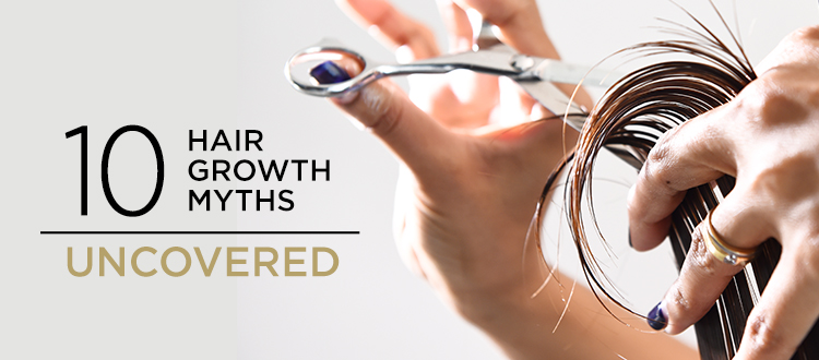 Find Out the Truth Behind Hair Growth and Hair Loss