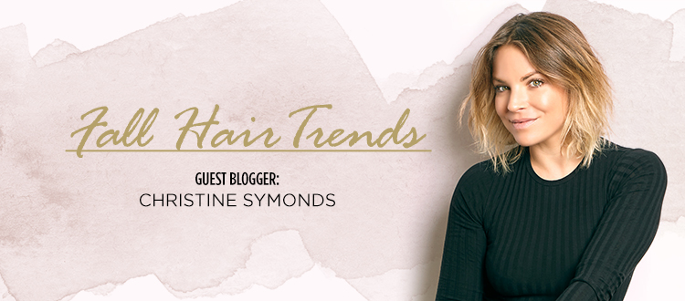 fall hairstyles christine symonds