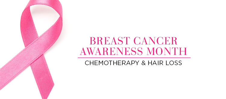 Breast Cancer Awareness Month Toppik Hair Loss Chemo