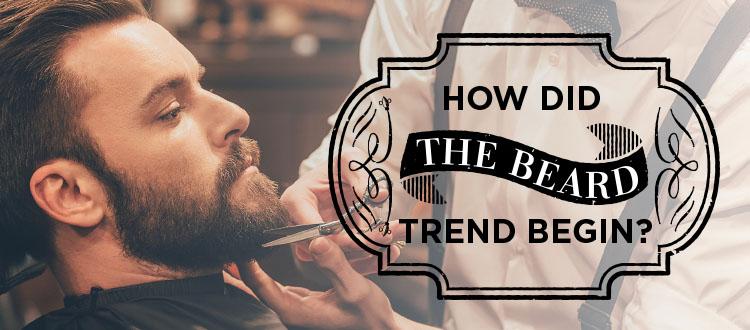 History of Beards