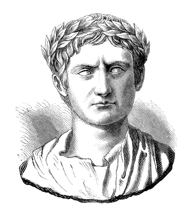 History of Beards - Romans