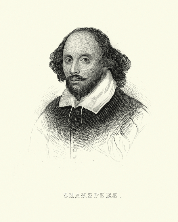 History of Beards - William Shakespeare