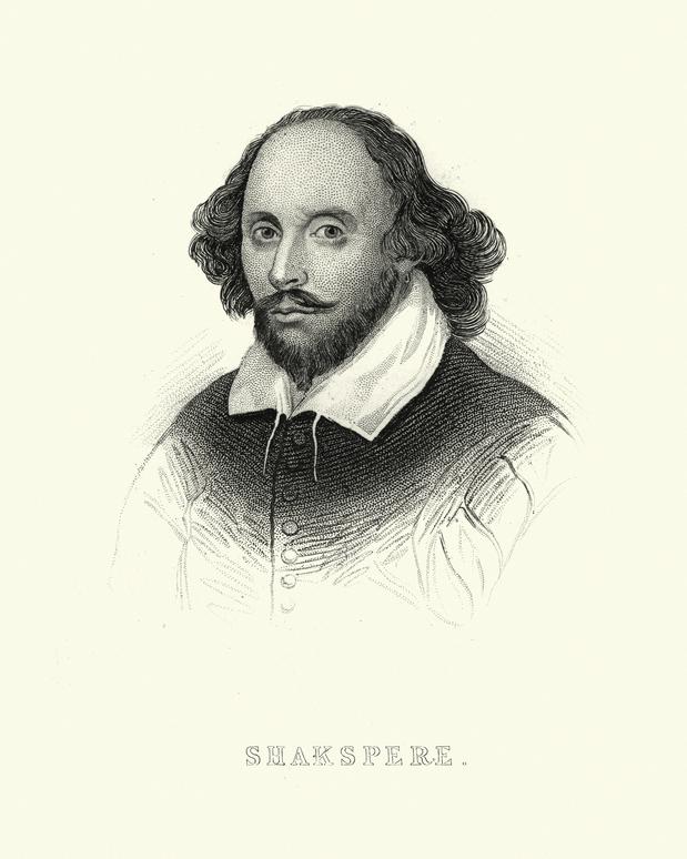 History of Beards - William Shakespeare