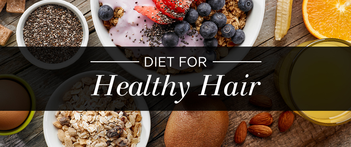 The Best Food For Healthy Hair Toppik Blog