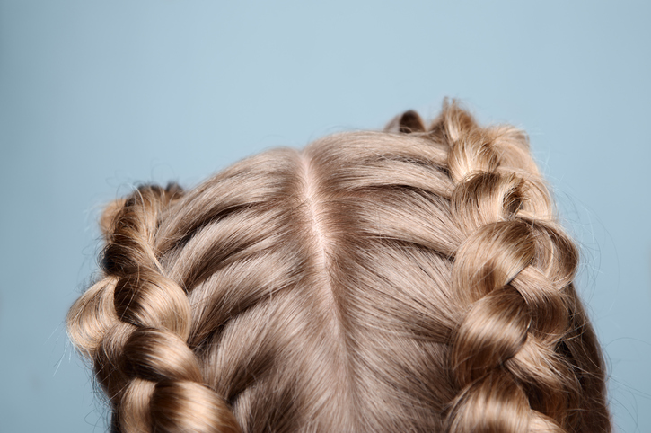 wearing tight braids every day can cause hair loss