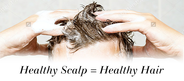 6 Healthy Scalp Tips for Better Hair