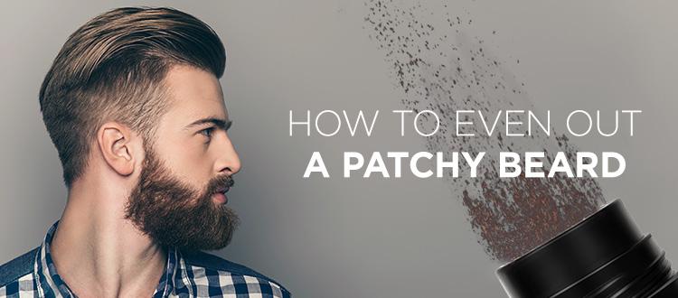 Facial hair thickener