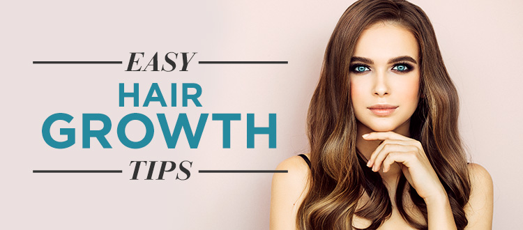 Super-Easy Hair Growth Tips You Need to Know
