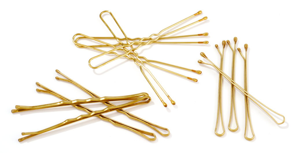 bobby pins styling clips for pin curls easy ways to curl hair