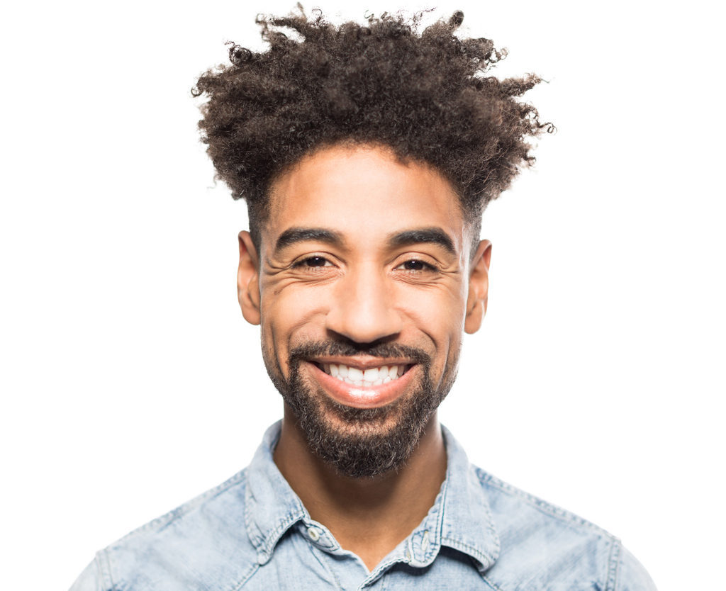 van dyke beard natural curly hair african american man top beard styles toppik blog