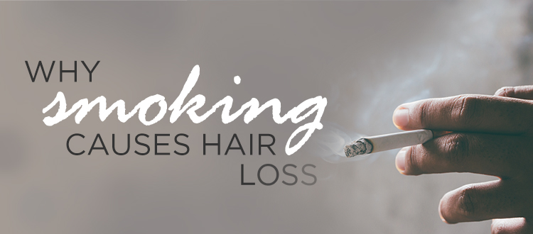 smoking cigarette hand does smoking cause hair loss toppik hair blog