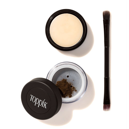 Toppik Brow Building Fibers Set product image Tips for Styling Perfect Brows toppik hair blog