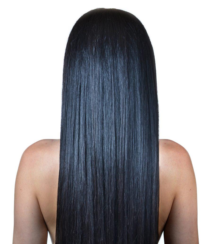 long black hair african american woman back inky black hair fall hair colors trends toppik hair blog