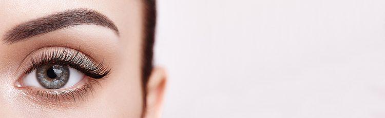 closeup woman eye eyebrow makeup mascara dark brows eyebrow styles in 2020 for you toppik hair blog