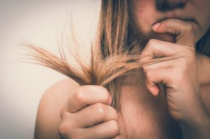 Hair problems - brittle, damaged, dry and split ends Toppik Blog