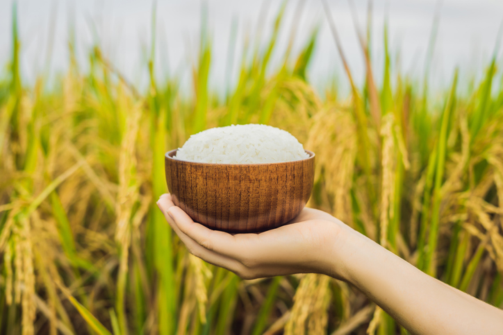 Can rice help with hair loss?