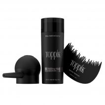 Hair Building Fibers Supersize TV Offer in Black + Free Gifts