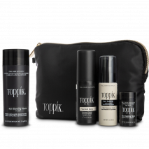 Hair Building Fibers  TV Offer in Black + Free Gifts