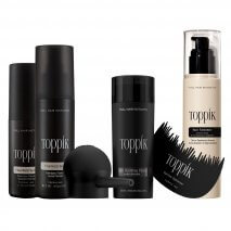 Fibers Supersize TV Offer Blk + Free Gifts + Sprays + Fattener